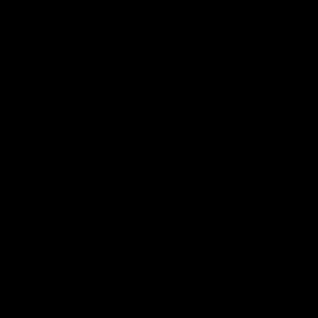 女性のシルエット画像